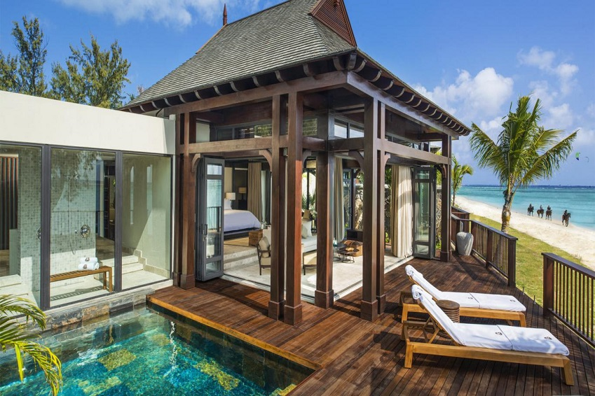 Our villas with hammam for a 100% relaxing stay in Mauritius
