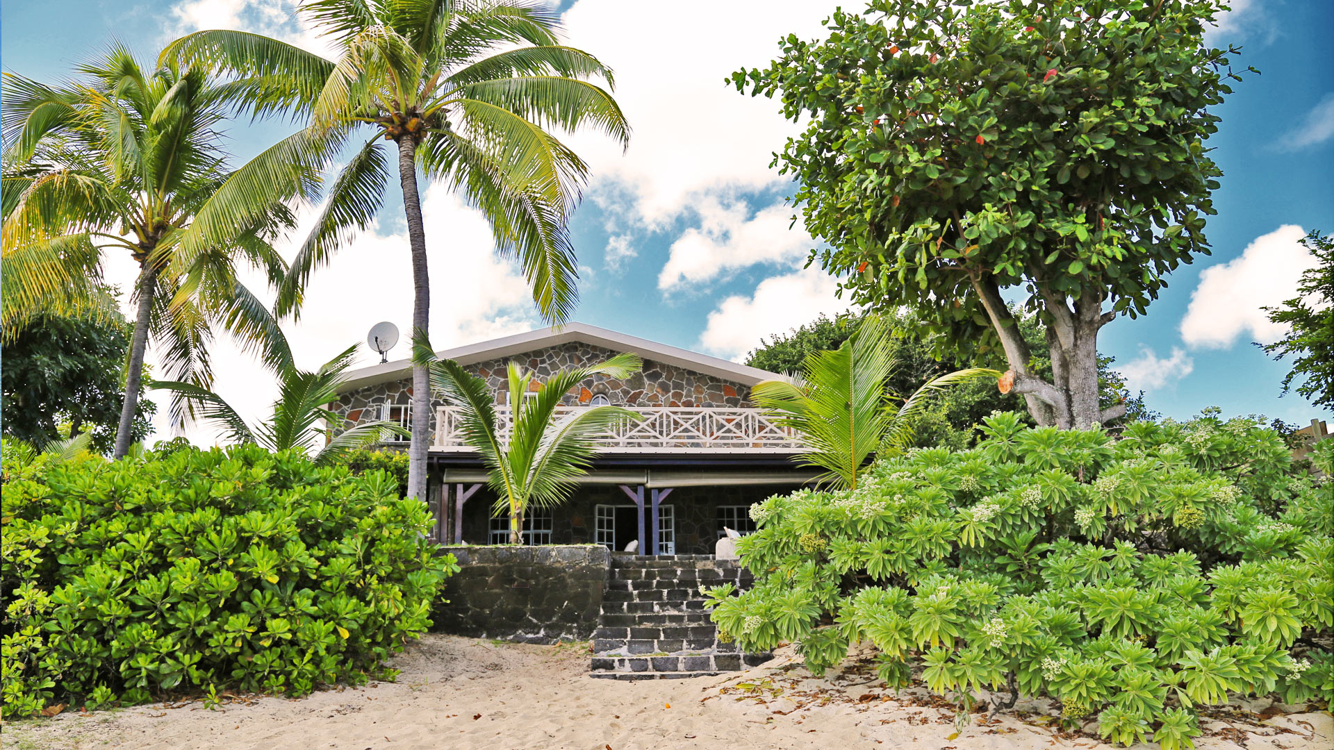 Villa Villa Kombava, Rental in Mauritius North