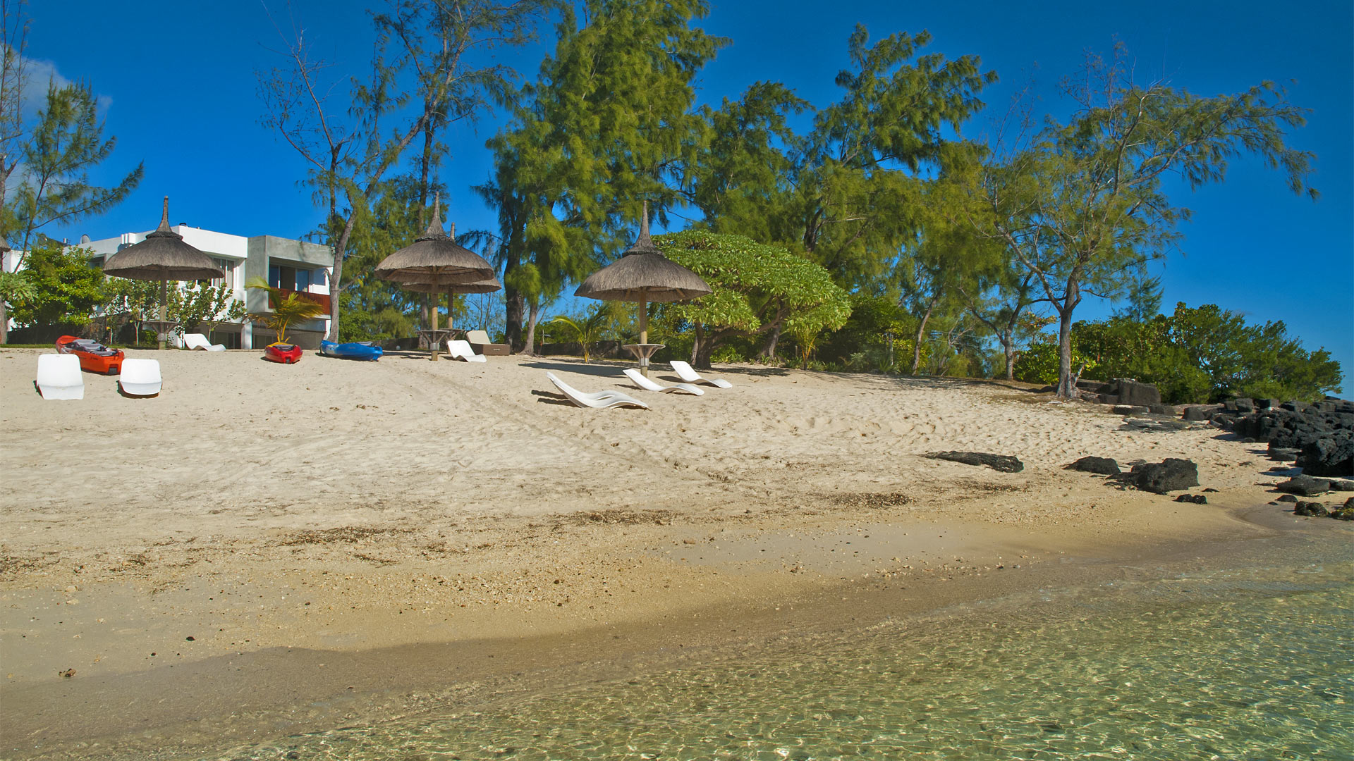 Villa Villa Etoile de Mer, Rental in Mauritius North