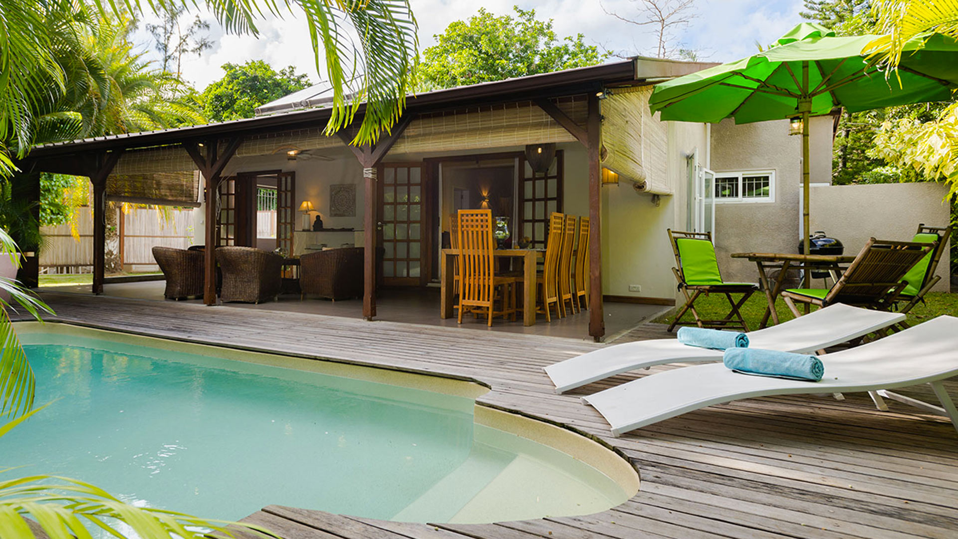 Villa Villa Jade, Rental in Mauritius North