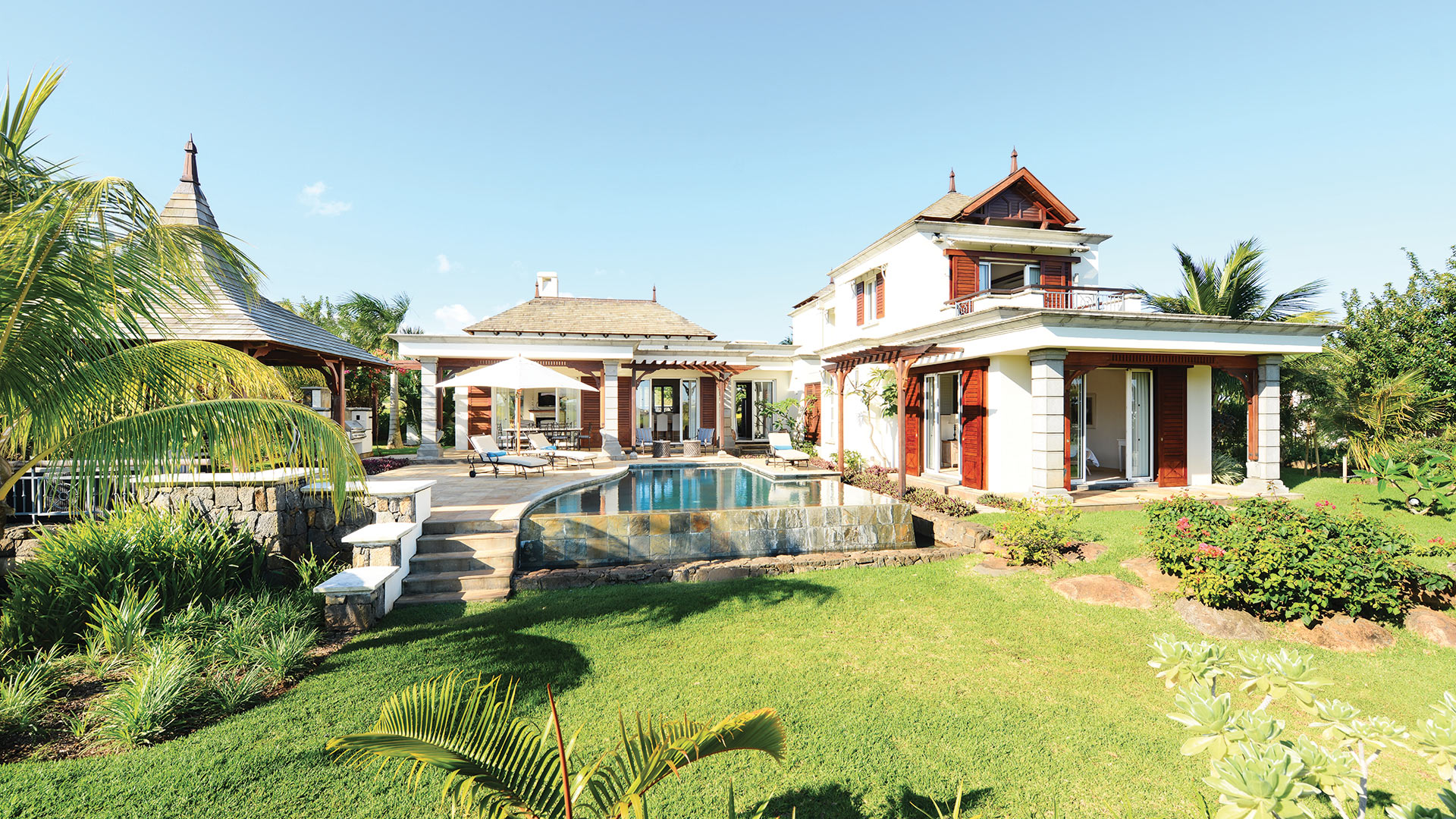 Villa Villa Heritage II, Rental in Mauritius South West
