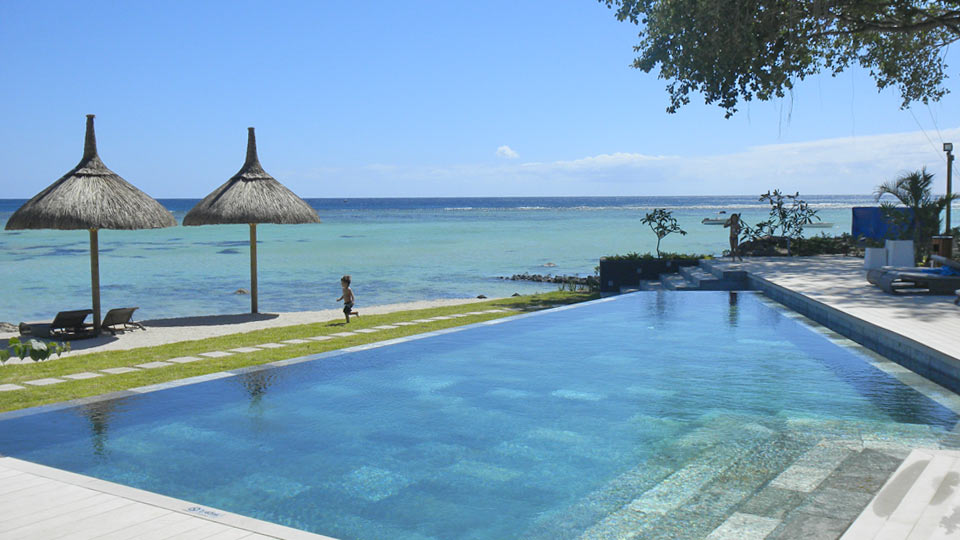 Villa Sunset Lagoon Apartment, Rental in Mauritius West