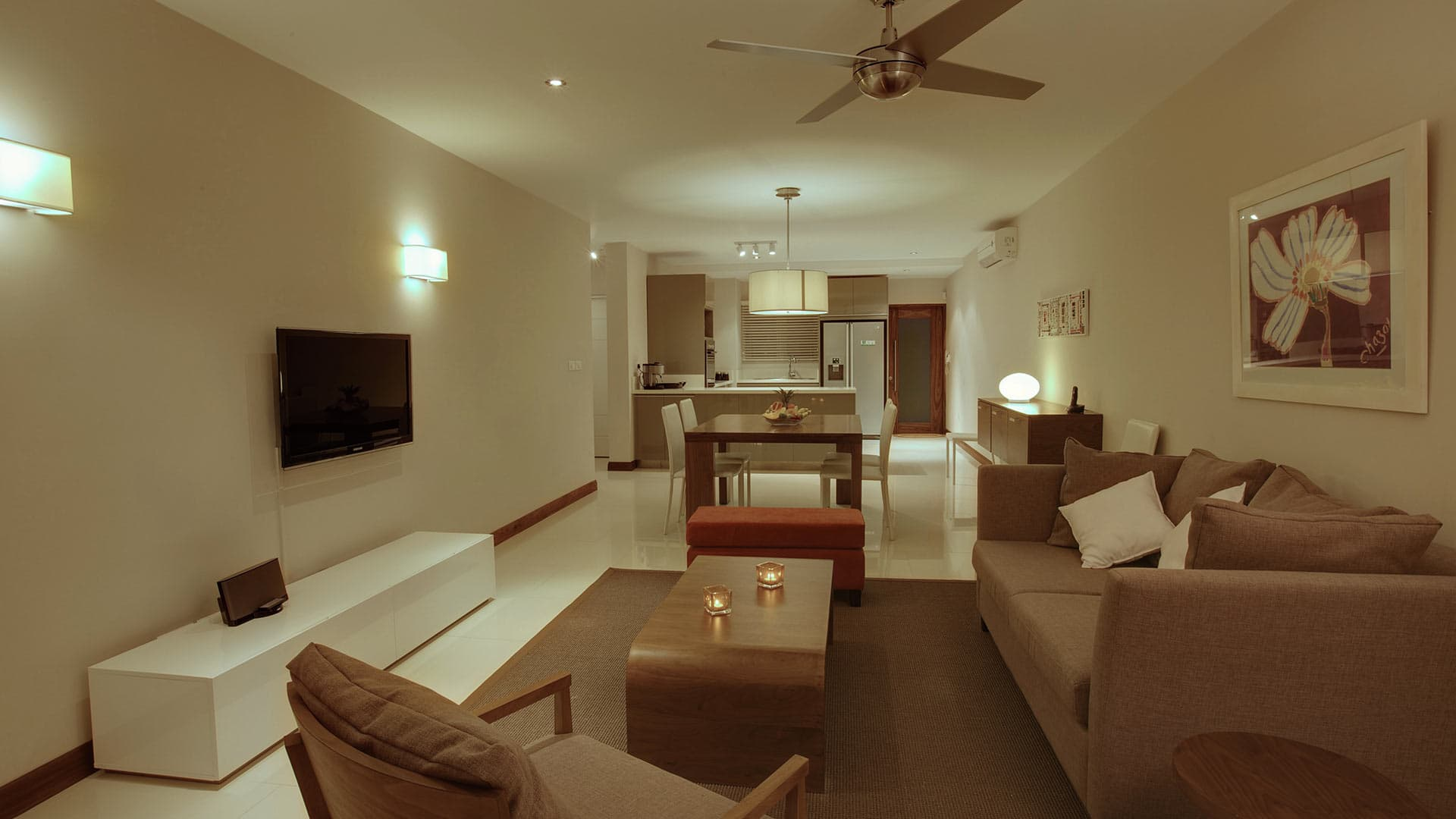 Villa Appartement Dreamy, Rental in Mauritius South East