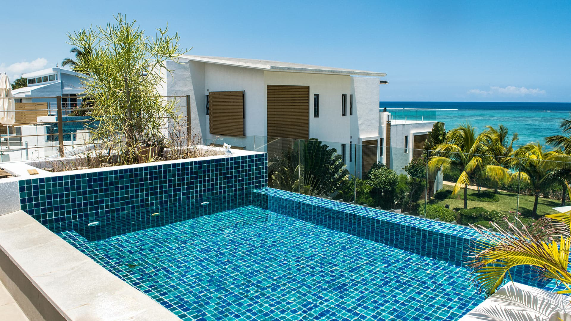 Villa Appartement Flac, Rental in Mauritius West