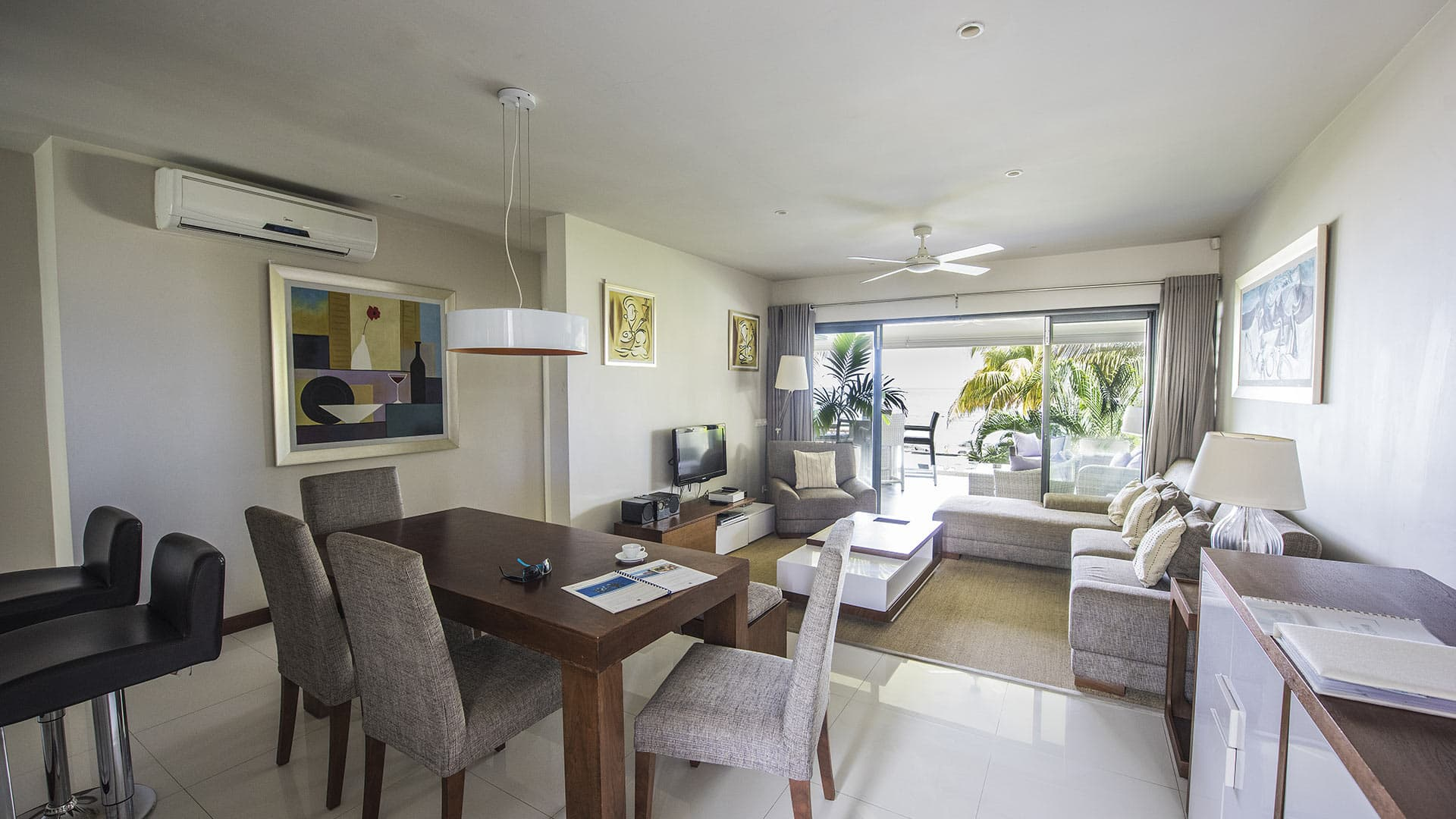 Villa Appartement Primi, Rental in Mauritius West