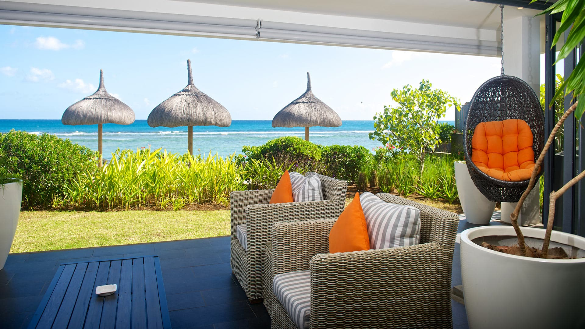 Villa Appartement Blue Lagoon, Rental in Mauritius West