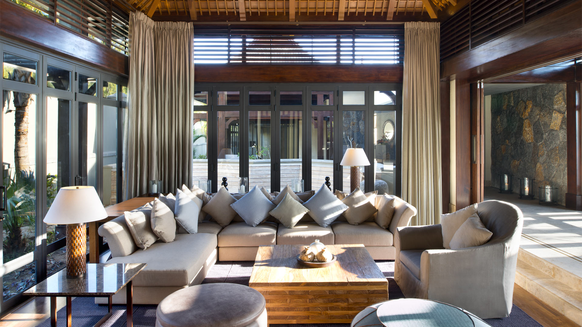 Villa The Saint Regis Villa, Rental in Mauritius South West