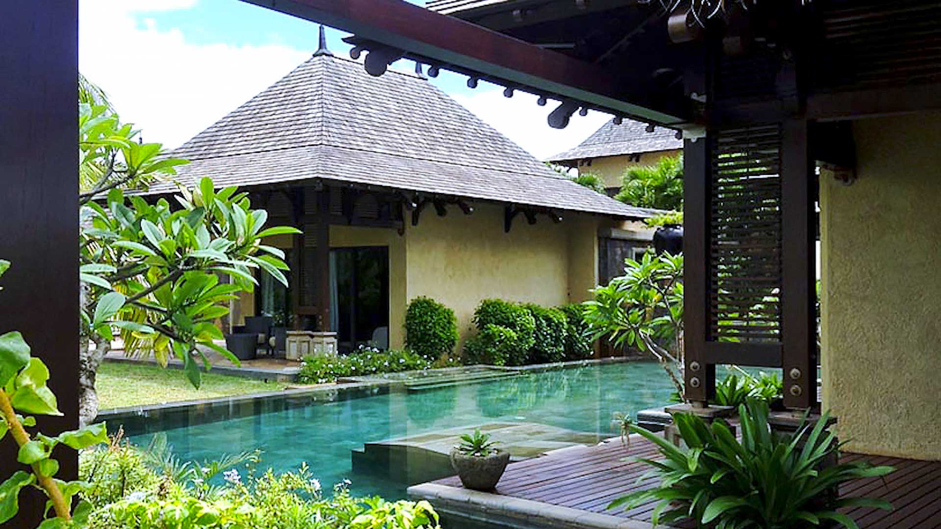 Villa Villa Lugana, Rental in Mauritius South West