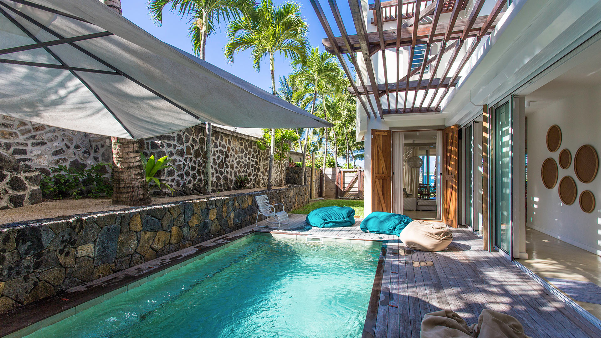Villa Villa Tourteau, Rental in Mauritius East