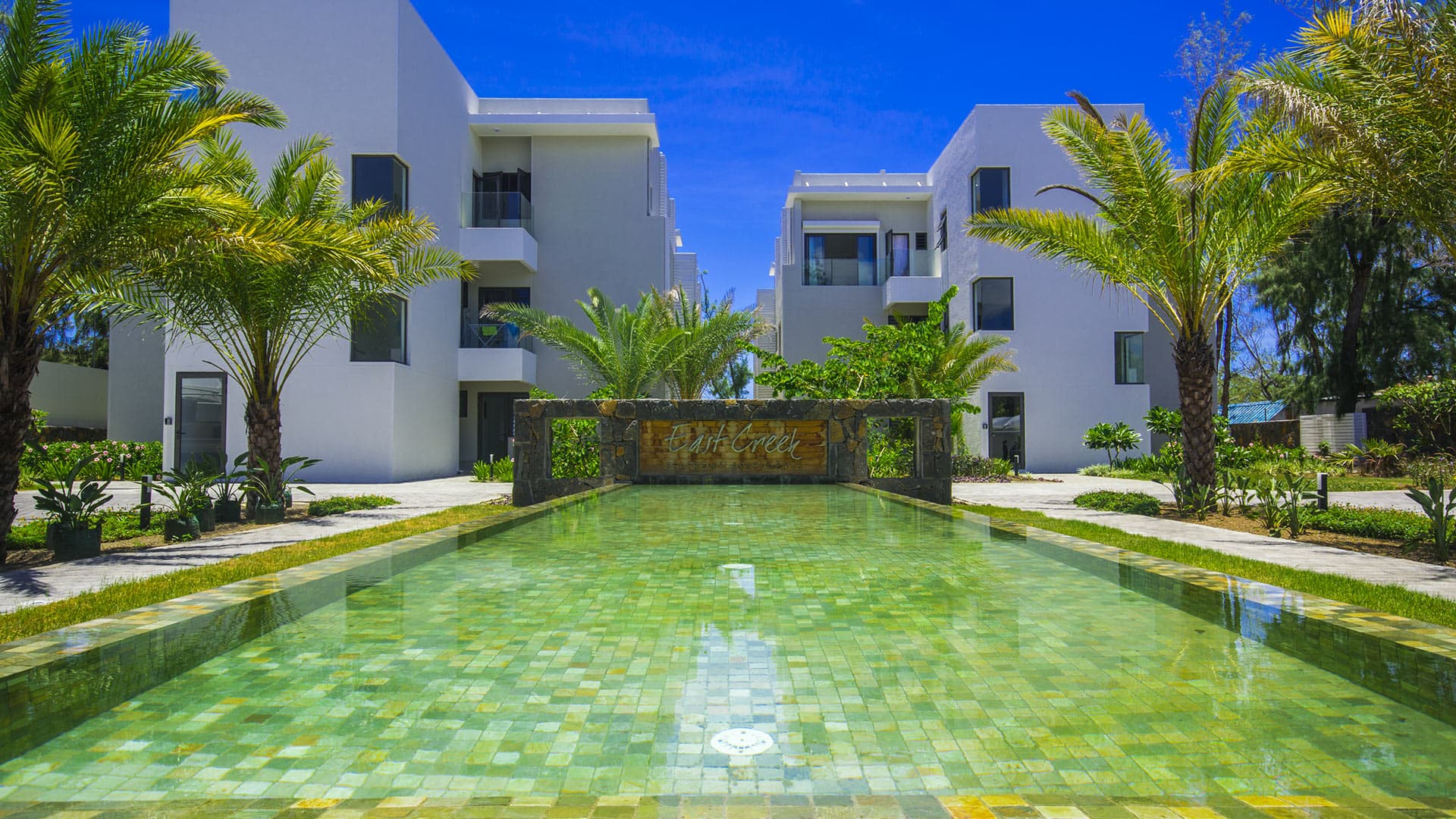Villa Appartement Lagon Bleu, Rental in Mauritius East