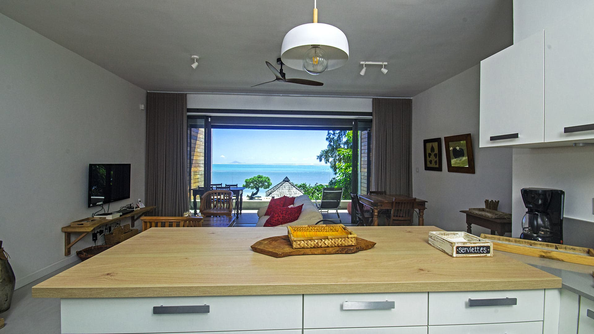 Villa Villa Hibiscus II, Rental in Mauritius North