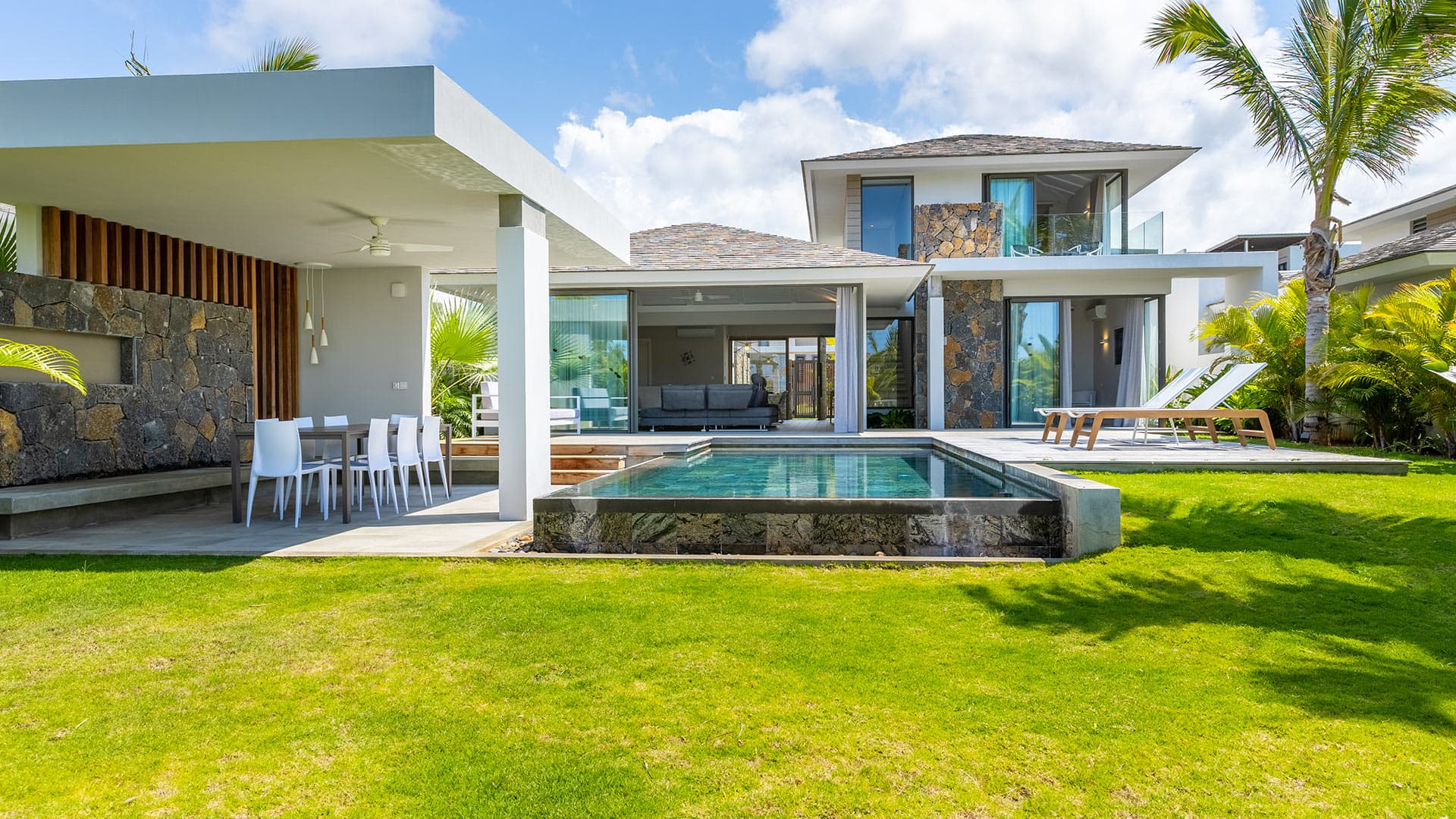 Villa Villa Rulisse, Rental in Mauritius North